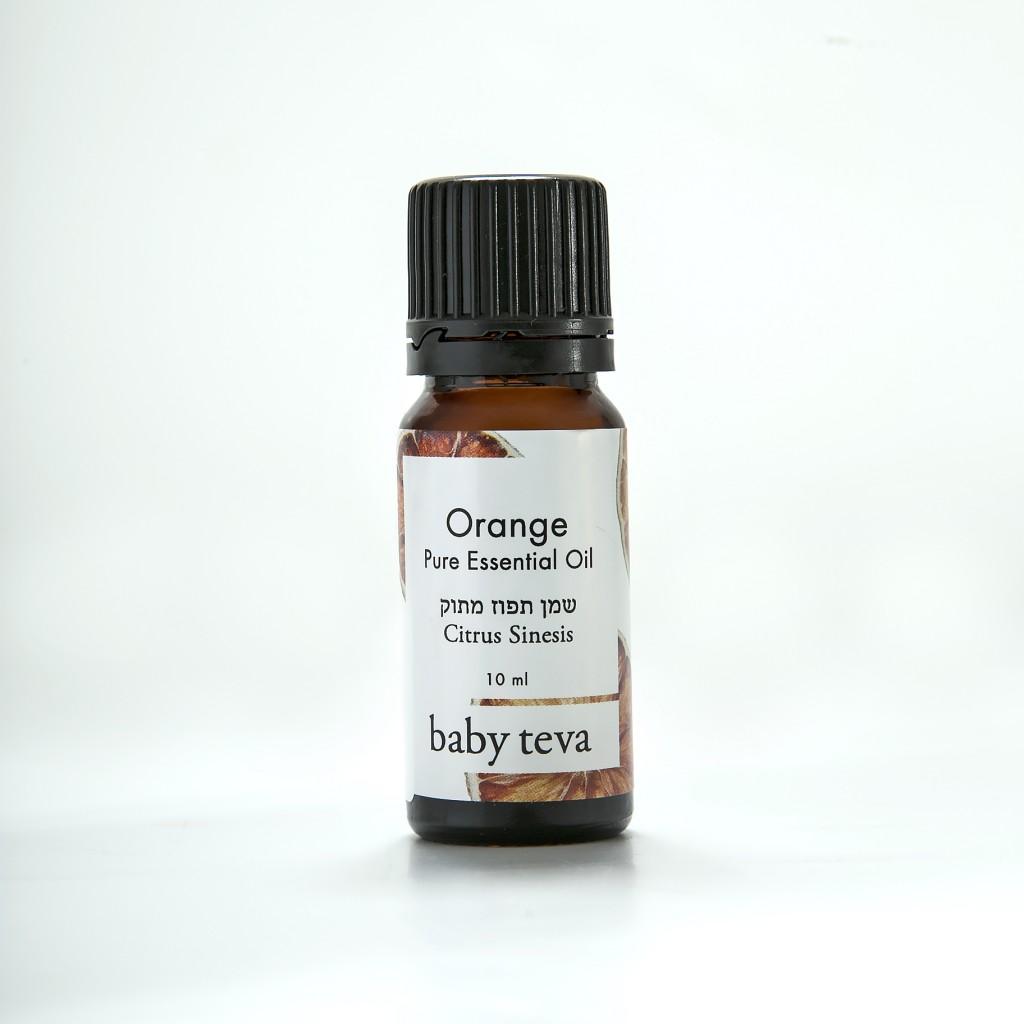 שמן תפוז מתוק
